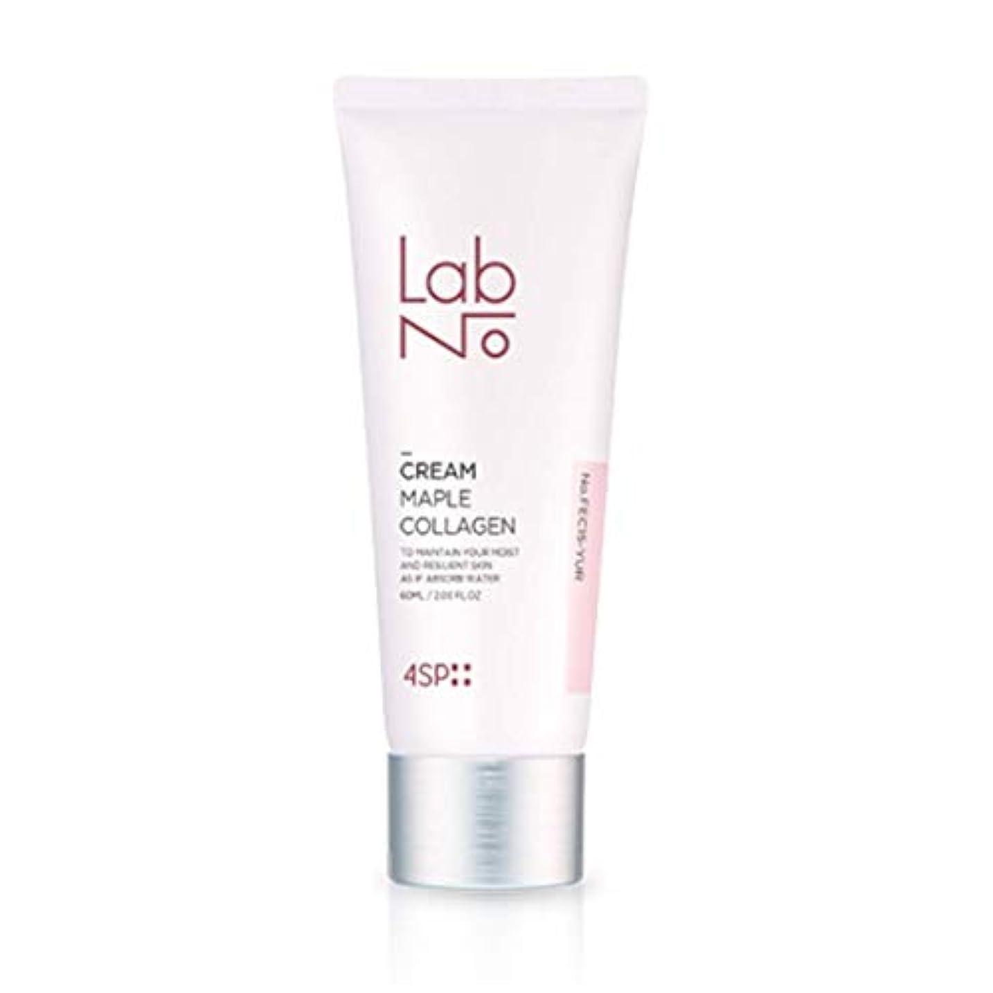 神学校りスラム[LabNo.]4SP メイプル コラーゲン クリーム(4SP Maple Collagen Cream) [並行輸入品]