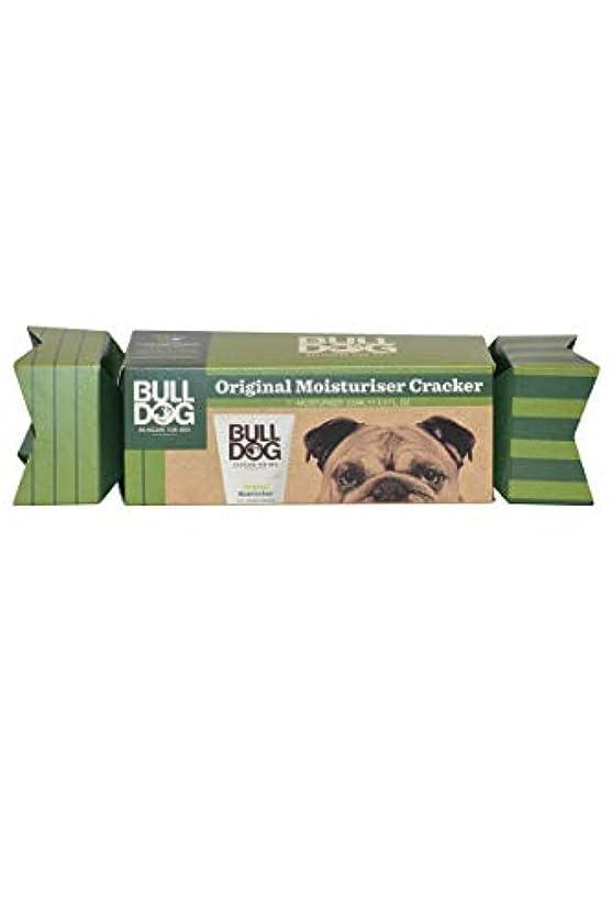 チケット無効にするアイザックブルドッグ(Bulldog) オリジナル モイスチャライザー(保湿クリーム) クラッカーギフトパッケージ 100mL