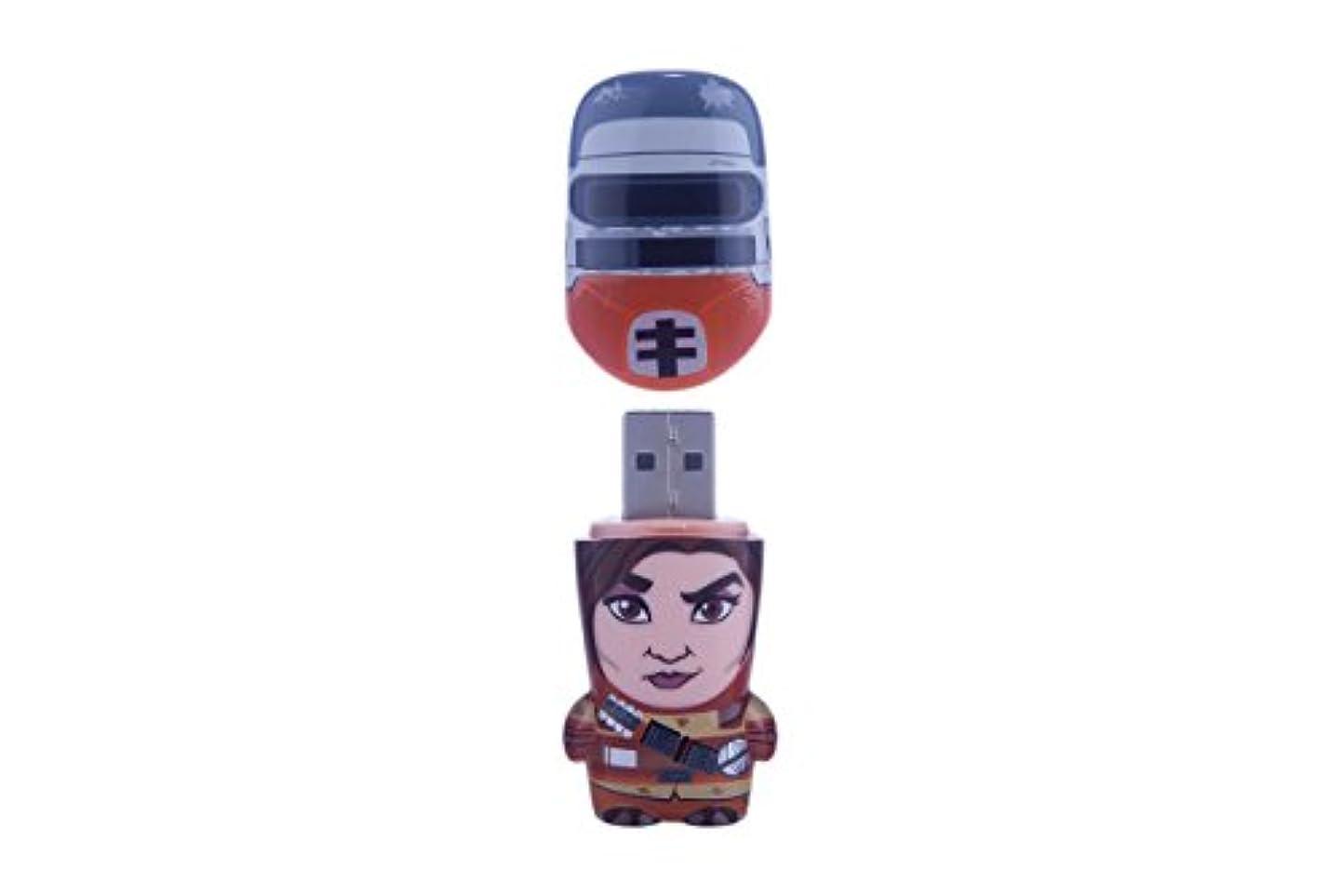 聖歌苦味感謝祭スターウォーズ MIMOBOT(ミモボット) レイア?ブーシ X MIMOBOT 4G USBメモリー
