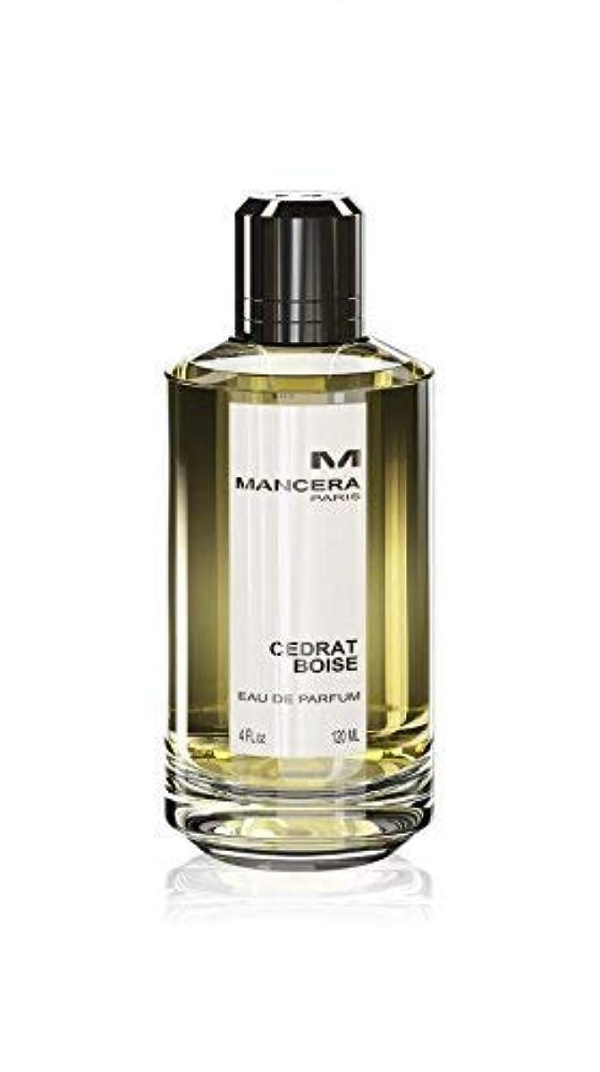 十代ベジタリアン司法100% Authentic MANCERA Cedrat Boise Eau de Perfume 120ml Made in France + 2 Mancera Samples + 30ml Skincare /...