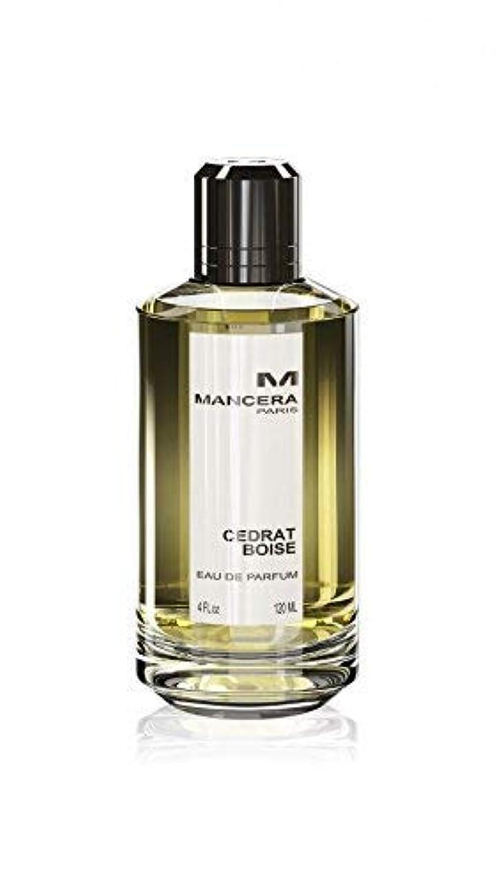 柱滅多パキスタン人100% Authentic MANCERA Cedrat Boise Eau de Perfume 120ml Made in France + 2 Mancera Samples + 30ml Skincare /...