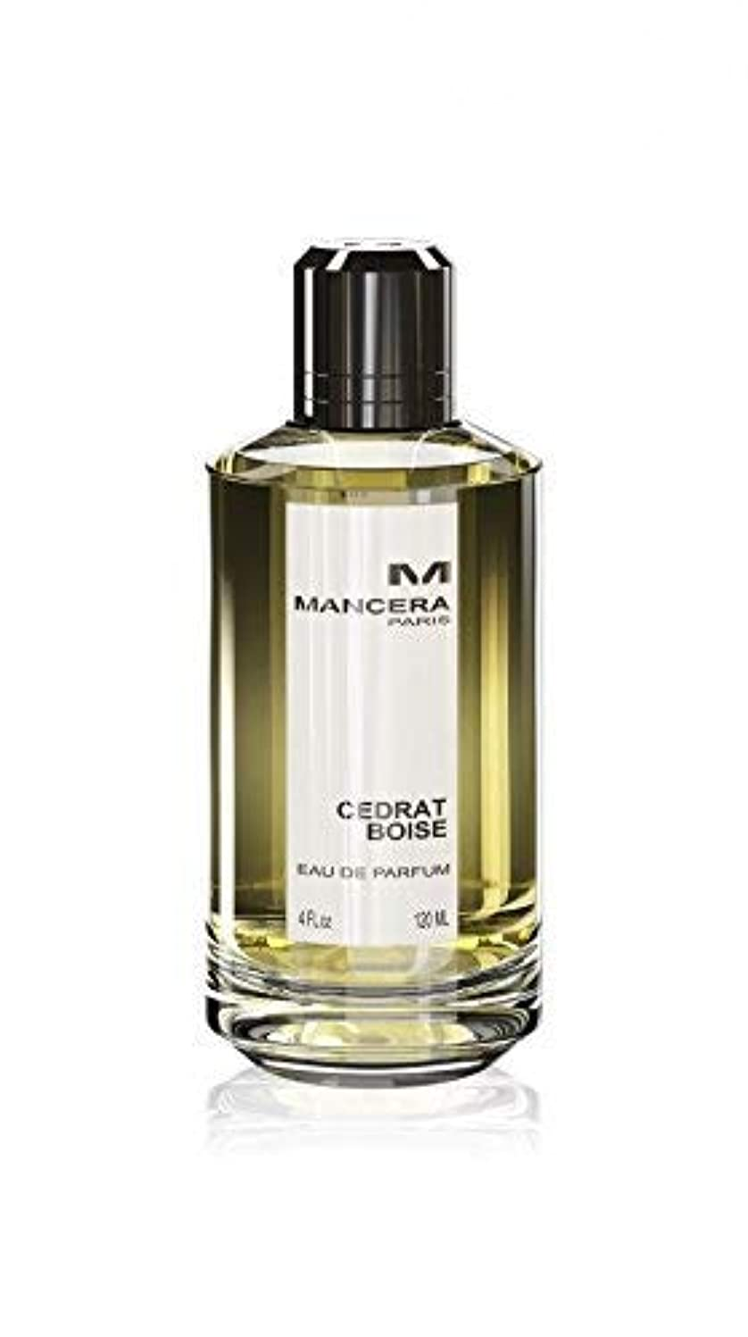 渦その後追加する100% Authentic MANCERA Cedrat Boise Eau de Perfume 120ml Made in France + 2 Mancera Samples + 30ml Skincare /...