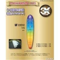 threeten(スリーテン) 3X+PLUS クリアデッキ LF ロング用テールデッキ含む(四角形など30枚入り)