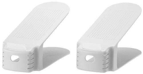 RoomClip商品情報 - Like-it 靴ホルダー ワイド 2P ホワイト SHW-01