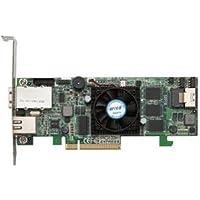 SAS RAIDカード8ポート PCIe X8 256MB RAID LP ARC-1680LP