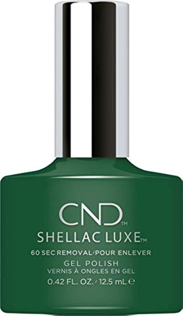 時期尚早干し草苦CND Shellac Luxe - Palm Deco - 12.5 ml / 0.42 oz