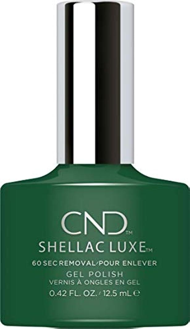 計画アサート気候CND Shellac Luxe - Palm Deco - 12.5 ml / 0.42 oz