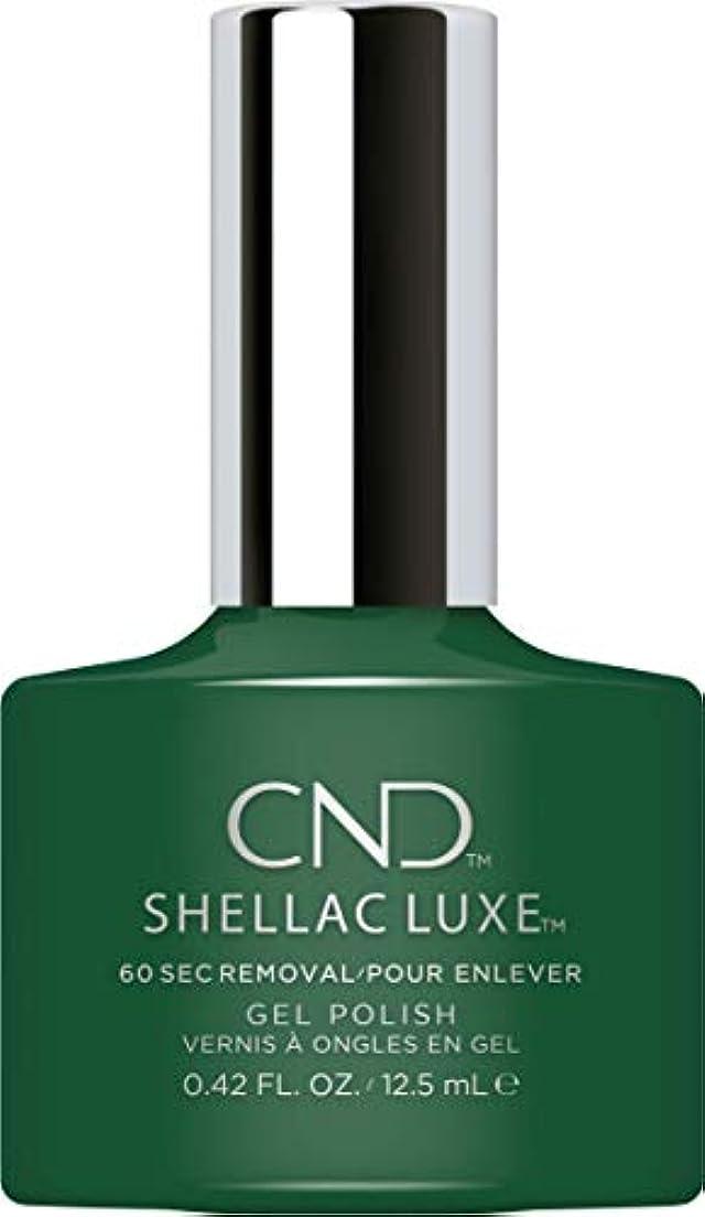 触覚衣服ディベートCND Shellac Luxe - Palm Deco - 12.5 ml / 0.42 oz