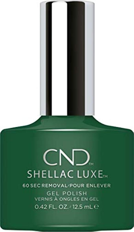 巨大レンダリング再発するCND Shellac Luxe - Palm Deco - 12.5 ml / 0.42 oz
