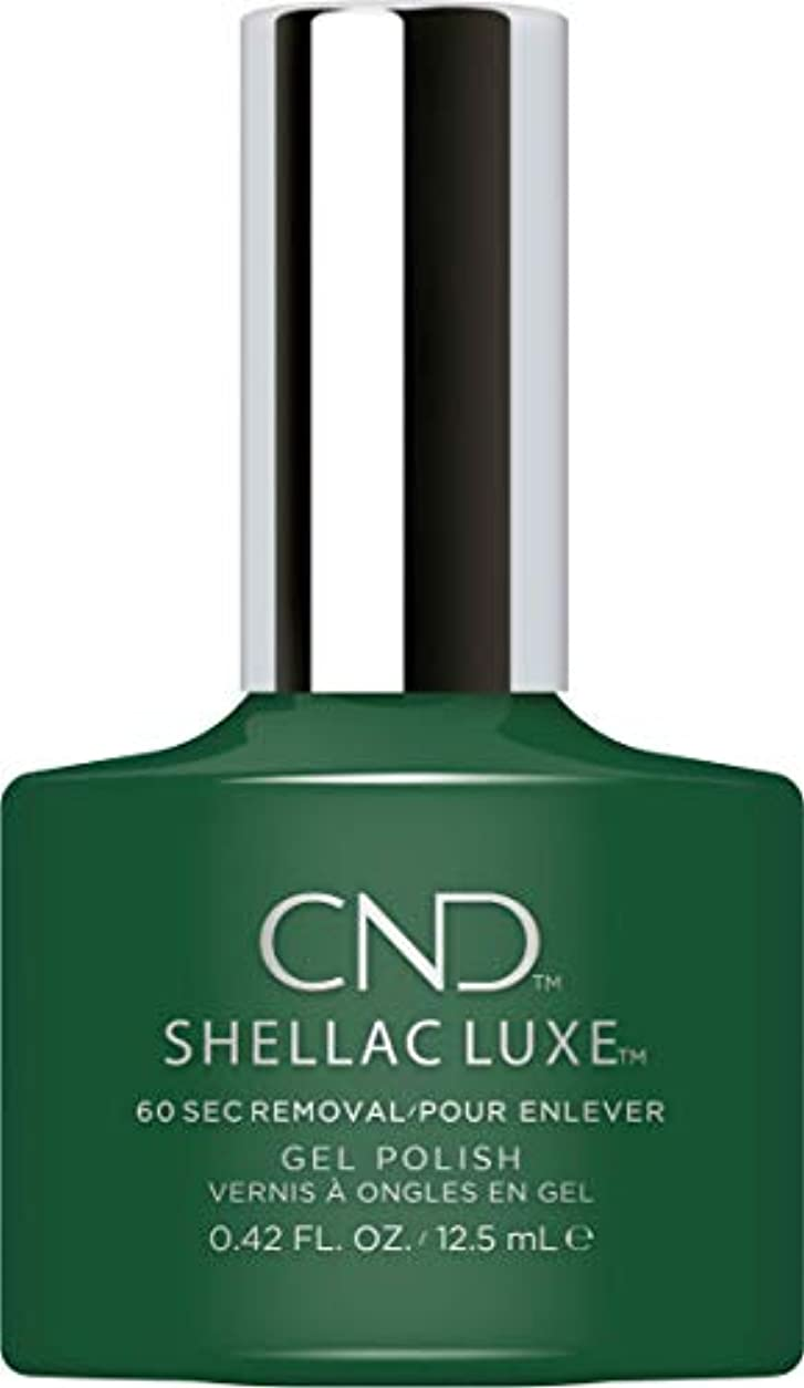 分子努力するミキサーCND Shellac Luxe - Palm Deco - 12.5 ml / 0.42 oz
