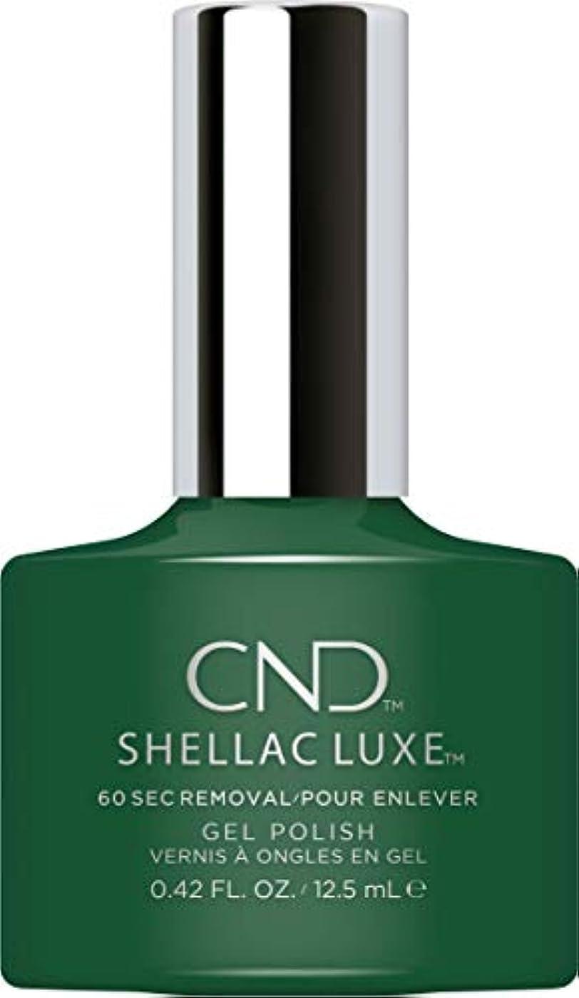 スパン八維持CND Shellac Luxe - Palm Deco - 12.5 ml / 0.42 oz