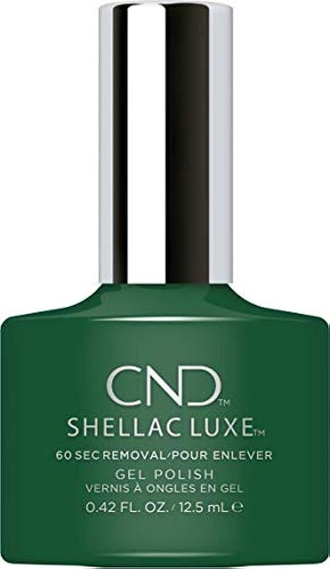 不幸集中子猫CND Shellac Luxe - Palm Deco - 12.5 ml / 0.42 oz