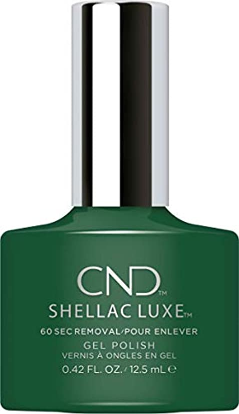 発音する受信宇宙のCND Shellac Luxe - Palm Deco - 12.5 ml / 0.42 oz