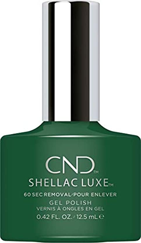理想的オークランド浸すCND Shellac Luxe - Palm Deco - 12.5 ml / 0.42 oz