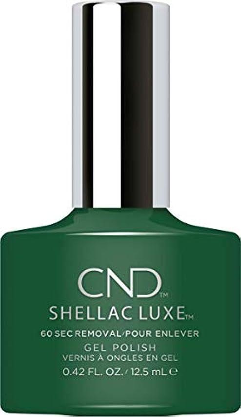 シンジケート理論うめき声CND Shellac Luxe - Palm Deco - 12.5 ml / 0.42 oz