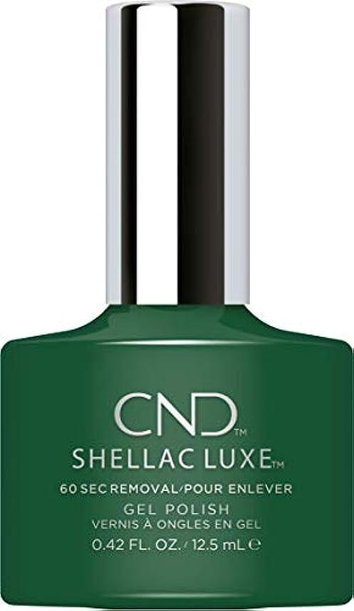 痛い内陸調停するCND Shellac Luxe - Palm Deco - 12.5 ml / 0.42 oz