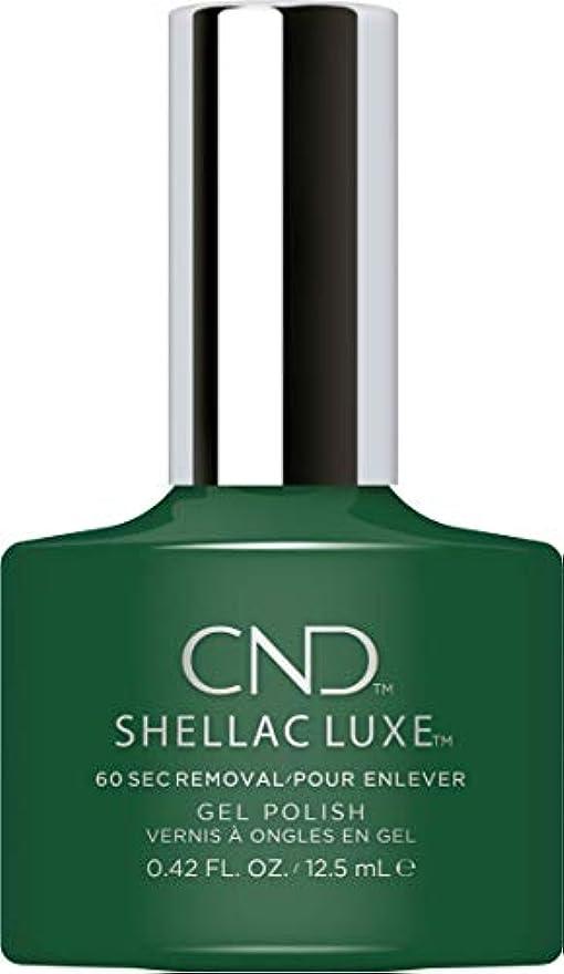 一晩可能性雷雨CND Shellac Luxe - Palm Deco - 12.5 ml / 0.42 oz