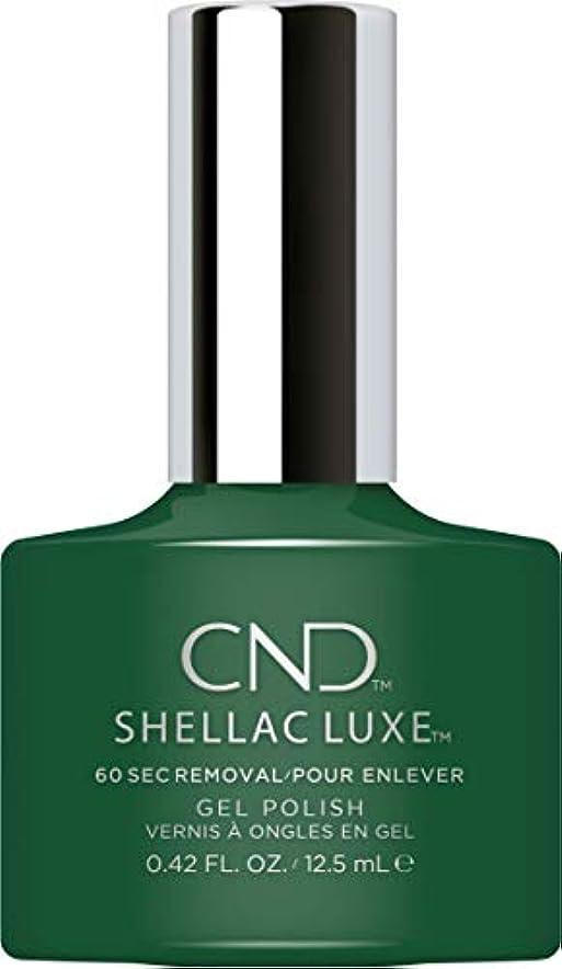 不条理判読できない和CND Shellac Luxe - Palm Deco - 12.5 ml / 0.42 oz