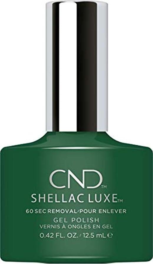パイプ欺定刻CND Shellac Luxe - Palm Deco - 12.5 ml / 0.42 oz