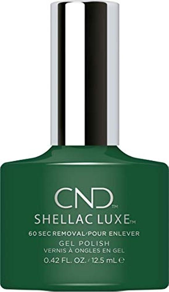 皮肉な今晩人CND Shellac Luxe - Palm Deco - 12.5 ml / 0.42 oz