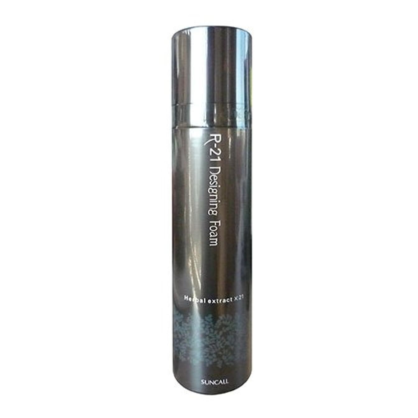 透過性炭素価値SUNCALL (サンコール) R-21 デザイニングフォーム 200g