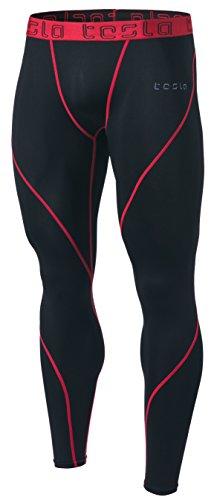 (テスラ) TESLA オールシーズン ロング スポーツタイツ [UVカット・吸汗速乾] コンプレッションウェア パワーストレッチ アンダーウェア P16/MUP19