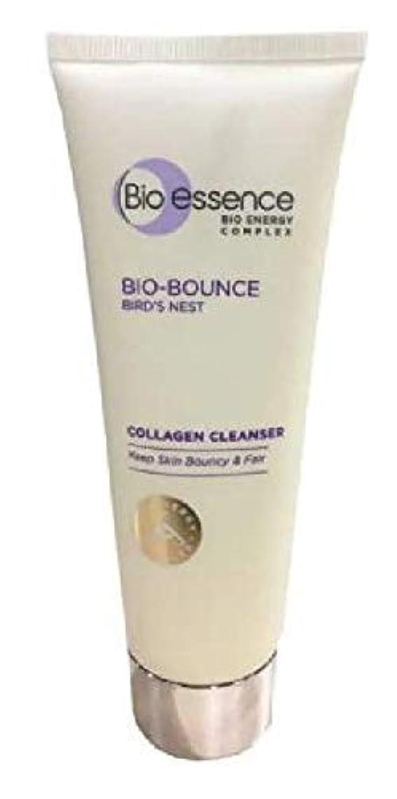 ジャニス愛人鼓舞するBio-Essence 生物学的コラーゲン100g-リバウンドクリーンクレンザーフォームクレンザー豊富な、完全に、清潔な柔らかい肌が、乾燥していない肌。これは、皮膚が弾力とリフレッシュになります。
