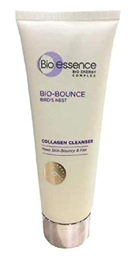 肥料支配的解体するBio-Essence 生物学的コラーゲン100g-リバウンドクリーンクレンザーフォームクレンザー豊富な、完全に、清潔な柔らかい肌が、乾燥していない肌。これは、皮膚が弾力とリフレッシュになります。