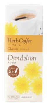 生活の木 Herb coffee タンポポ インスタント ク...