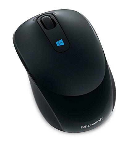 マイクロソフト マウス ワイヤレス/小型 ブラック Sculp...