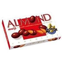 明治アーモンドチョコレート 明治製菓 10箱入り1BOX