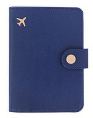 パスポートケース 旅券カバー スキミングブロック MINI JOURNEY NO SKIMMING passportcase 16458 (NAVY)