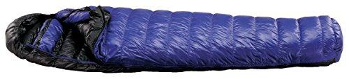 イスカ(ISUKA) 寝袋 エア450X ロイヤルブルー [最低使用温度-6度]