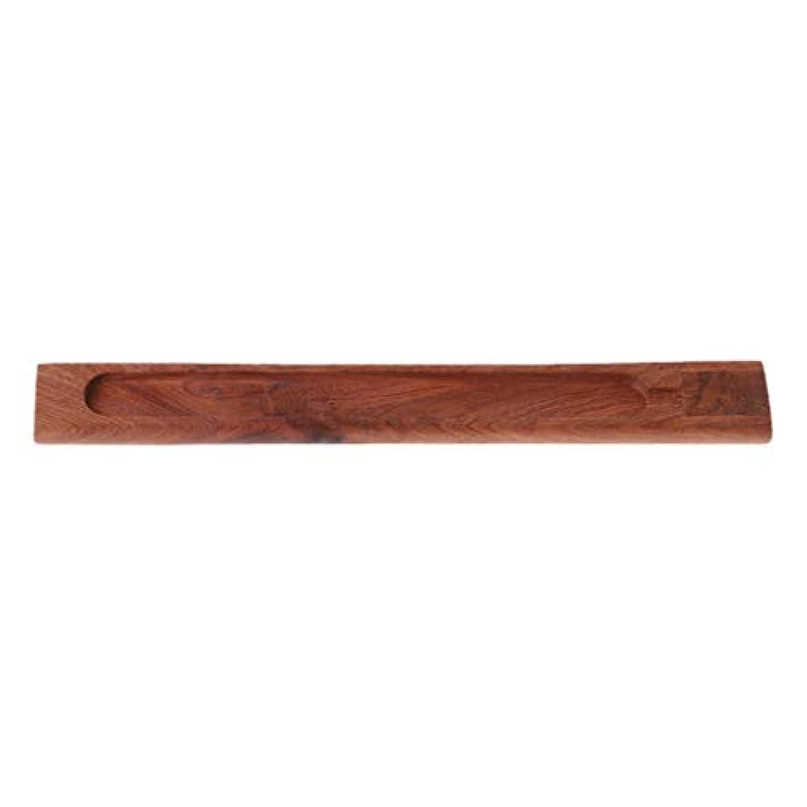 皮肉活気づく汚れるSimpleLife 禅のガーデン便利な自然の平野の木製香ボードスティックバーナーホルダーギフト