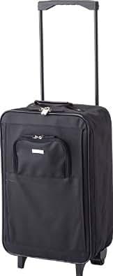 エマージョン 折り畳みキャリーバッグ ブラック E1114-18 【旅行 カバン 鞄】