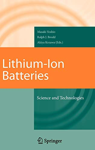 Download Lithium-Ion Batteries: Science and Technologies 0387344446