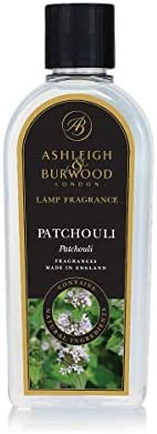 ASHLEIGH & BURWOOD PFL943 Patchouli Fragrance Lamp Oil, 500ml, B