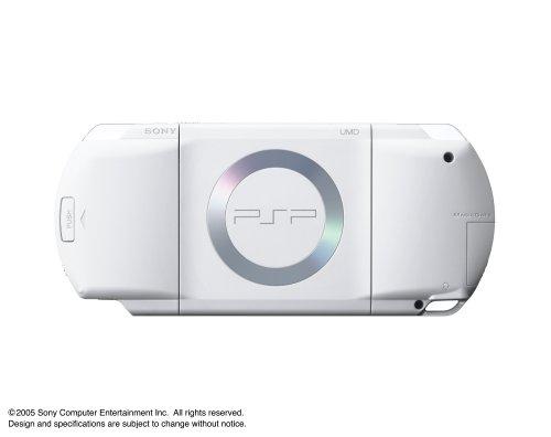 PSP「プレイステーション・ポータブル」 セラミック・ホワイト (PSP-1000CW) 【メーカー生産終了】