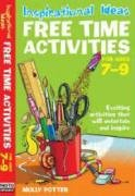 Free Time Activities (Inspirational Ideas)
