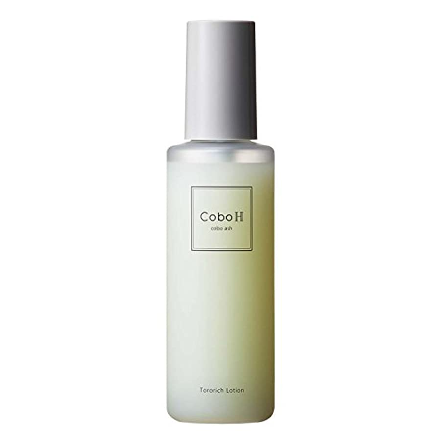 リラックスしたゼロ症候群CoboH コーボアッシュ とろリッチローション 化粧水 150ml