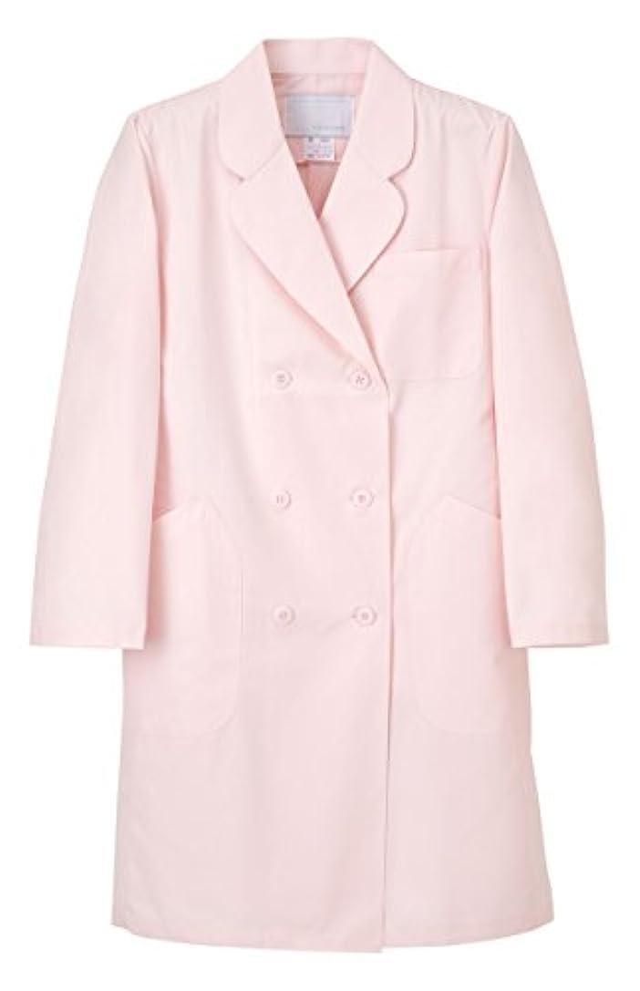 動機古風なことわざナガイレーベン NAGAILEBEN 女子ダブル診察衣 EM-3025(M) ピンク