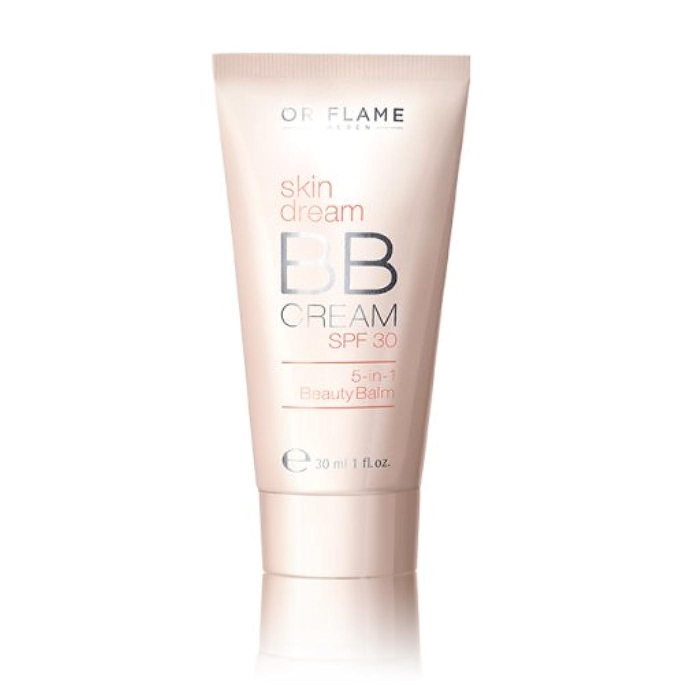 セクタニッケル湿気の多いOriflameスキンDream BBクリーム( 30 ml )