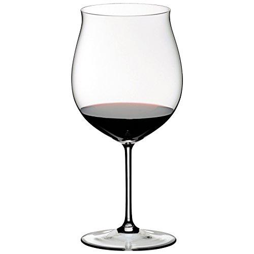 リーデル (RIEDEL)ソムリエ ブルゴーニュ・グラン・クリュ 赤ワイングラス 1050ml 4400/16 1個入