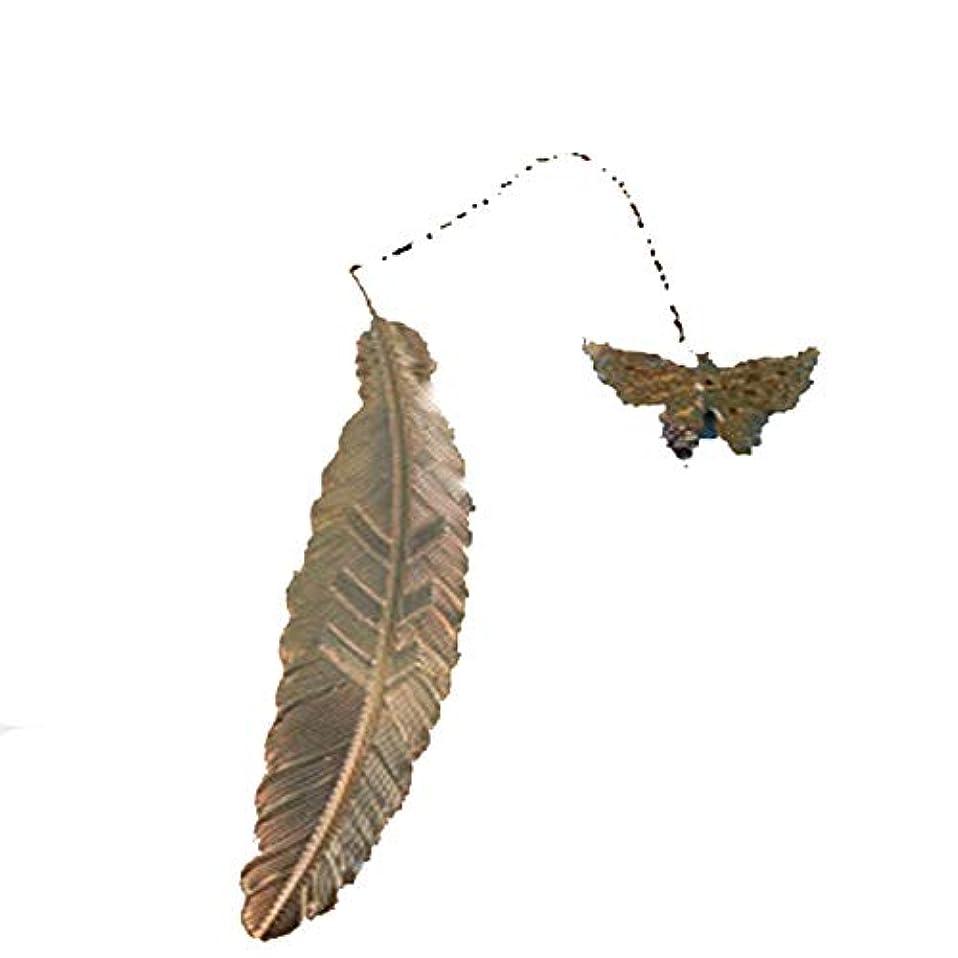 バイオリニスト失業者熟練したHongyushanghang 520ギフト学校贈り物誕生日プレゼント女の子のバレンタインデープレゼントガールフレンドの創造的な揺れの声実用的な贈り物Jinyu + Butterfly + Gift Box,、ジュエリークリエイティブホリデーギフトを掛ける (Color : Gold, Size : Metal-11.5cm)