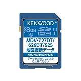 【ケンウッド/KENWOOD】 地図更新SDカード【品番】 KNA-MD7217