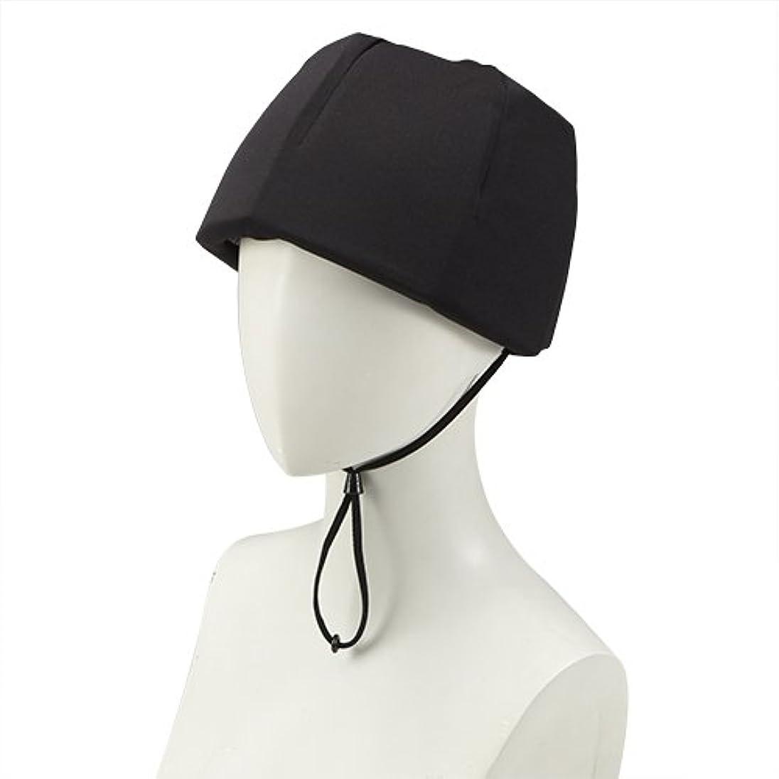イデオロギー属性暴力頭部保護 インナーキャップ 54~58cm ブラック
