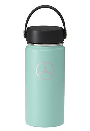 【Mercedes-Benz Collection】 メルセデス・ベンツ × Hydro Flask (ハイドロフラスク) ステンレスボトル 16 oz ワイドマウス ミント