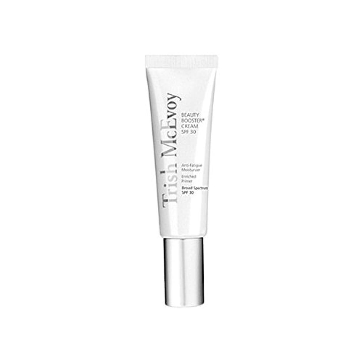 前提条件空洞の前でTrish Mcevoy Beauty Booster Cream Spf 30 55ml - トリッシュ?マクエボイの美しブースタークリーム 30 55ミリリットル [並行輸入品]