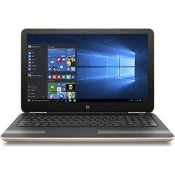 【フルHD液晶】 HP Pavilion 15-au100 Windows10 Home 64bit Corei5-7200U 8GB 大容量1TB DVDスーパーマルチ 高速無線LAN IEEE802.11ac/a/b/g/n Bluetooth 92万画素webカメラ 10キー付バックライトキーボード B&O Playデュアルスピーカー 15.6型フルHD液晶ノートパソコン モダンゴールド