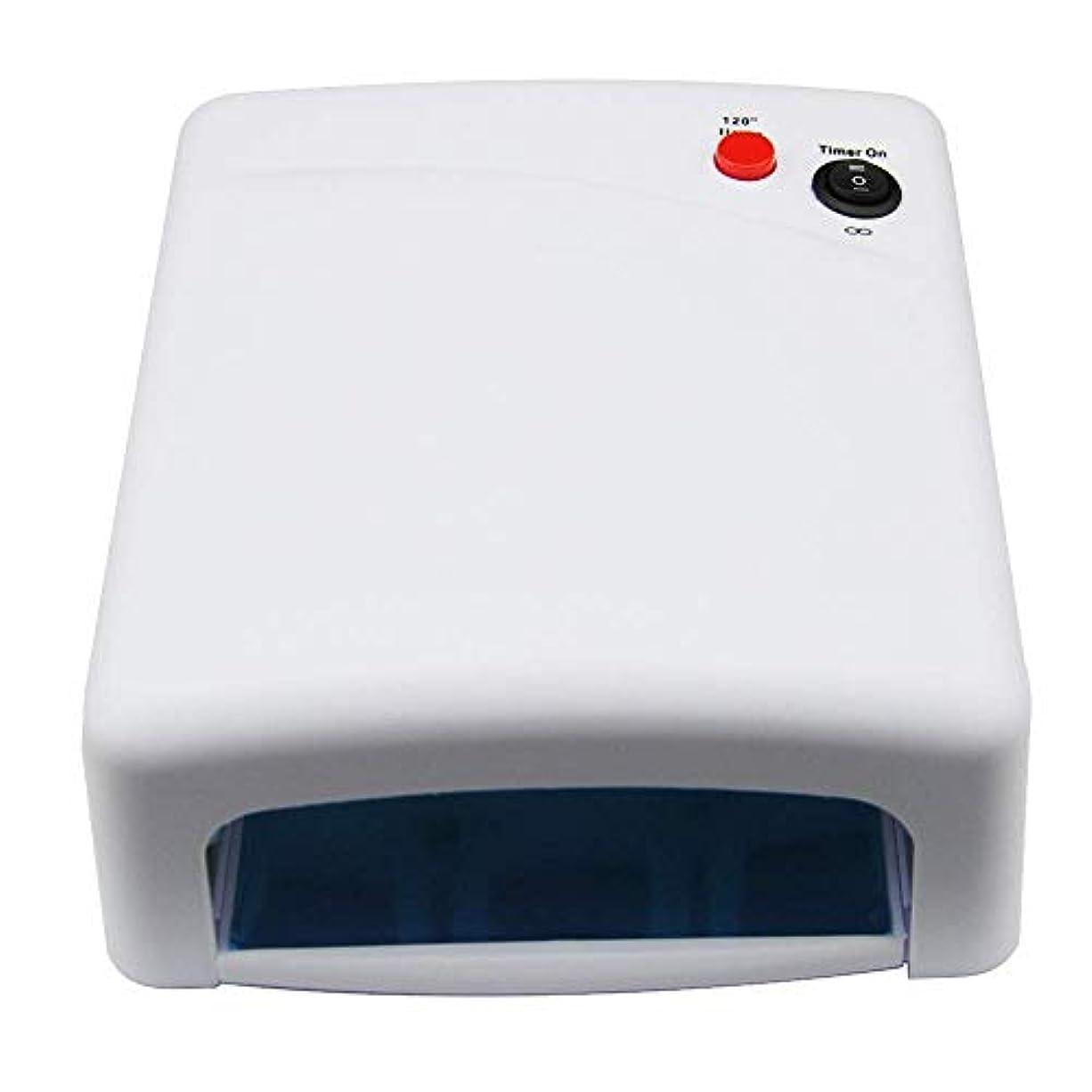 酸化物倒産置くためにパックネイルドライヤーランプネイルプロフェッショナルジェルネイルドライヤー36ワットuvランプ110ボルト-220ボルトeuプラグネイルランプ硬化ライトネイルアートドライヤーツール